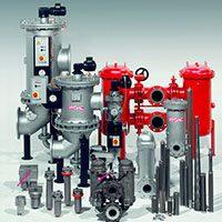 Distribuidor SMC Filtros da Tecnologia de Processo