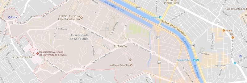 Região do Butantã