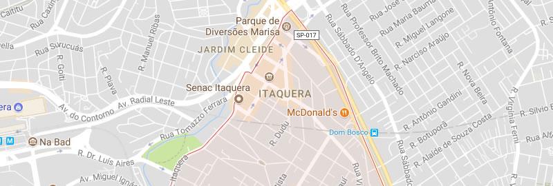 Itaquera Zona Leste