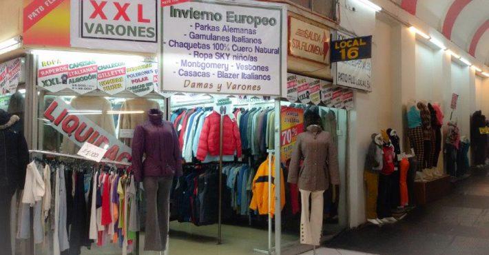 a0081390e Dicas  Onde comprar roupas baratas em Santiago