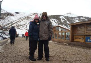 Passeio de um dia nas estações de esqui: Valle Nevado, Farellones e El Colorado no Chile