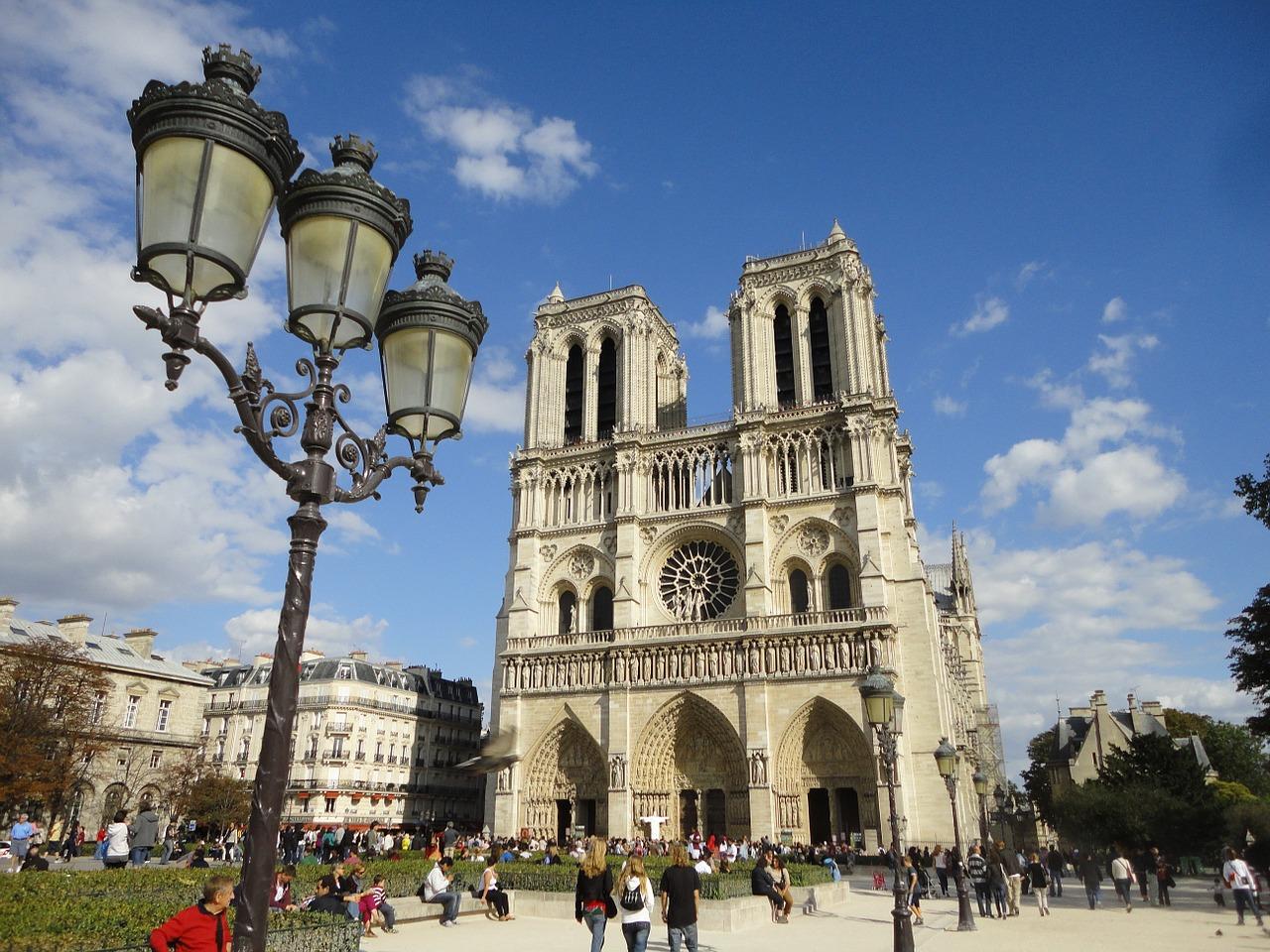 catedral de notre dame paris franca