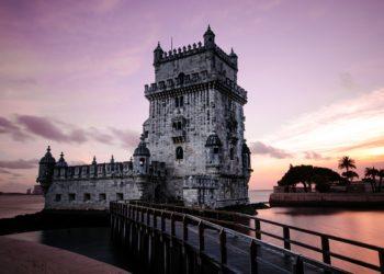 portugal lisboa torre de belém