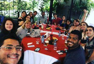 Encontro de Blogueiros de Viagem no Hotel Max Savassi