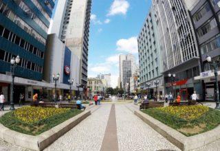 Onde ficar no centro de Curitiba- Dica de Hotel