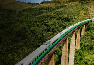 Passeios de trem por Minas Gerais