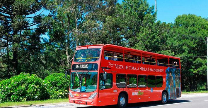 fc3dc6415 BusTour: Ônibus Turístico Panorâmico em Gramado e Canela (RS ...