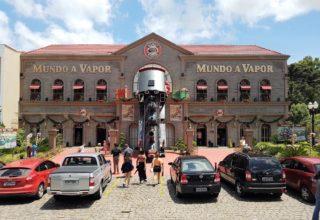 Mundo a Vapor: Atração imperdível em Gramado e Canela (RS)