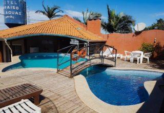 Hotel Paraíso das Águas – Hospedagem no centro de Bonito (MS)