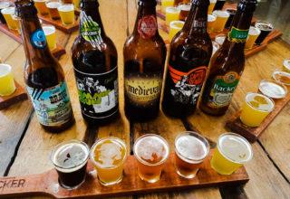 Visita a maternidade cervejeira da Backer em Belo Horizonte (MG)
