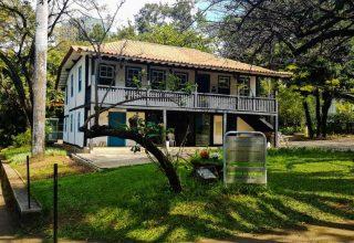Museu Histórico Abílio Barreto em Belo Horizonte (MG)