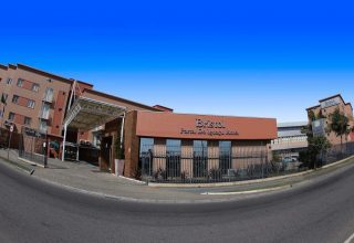 Hotel barato próximo ao aeroporto de Curitiba: Bristol Portal do Iguaçu