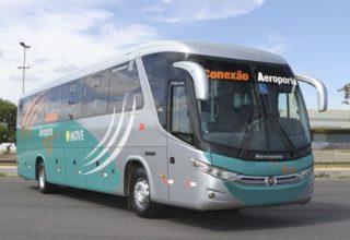 Como ir de ônibus do aeroporto de Confins para Belo Horizonte