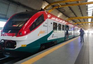 Como ir do Aeroporto Fiumicino até o centro de Roma no trem Leonardo Express