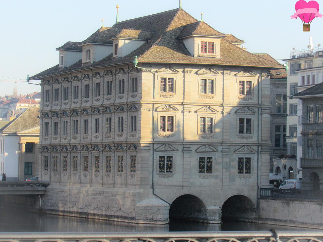 camara municipal-rathaus-zurique-suica