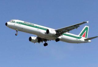 Como é voar pela Alitalia do Rio de Janeiro à Roma