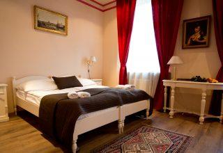 Dica de hospedagem em Praga: Hotel Nabucco