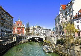 Liubliana: Roteiro de 1 dia na charmosa capital da Eslovênia