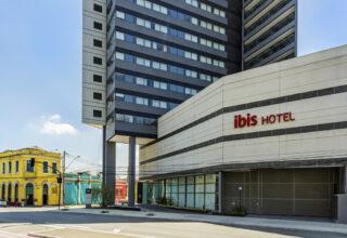 Hospedagem na Baixada Santista: hotel Ibis Santos Valongo