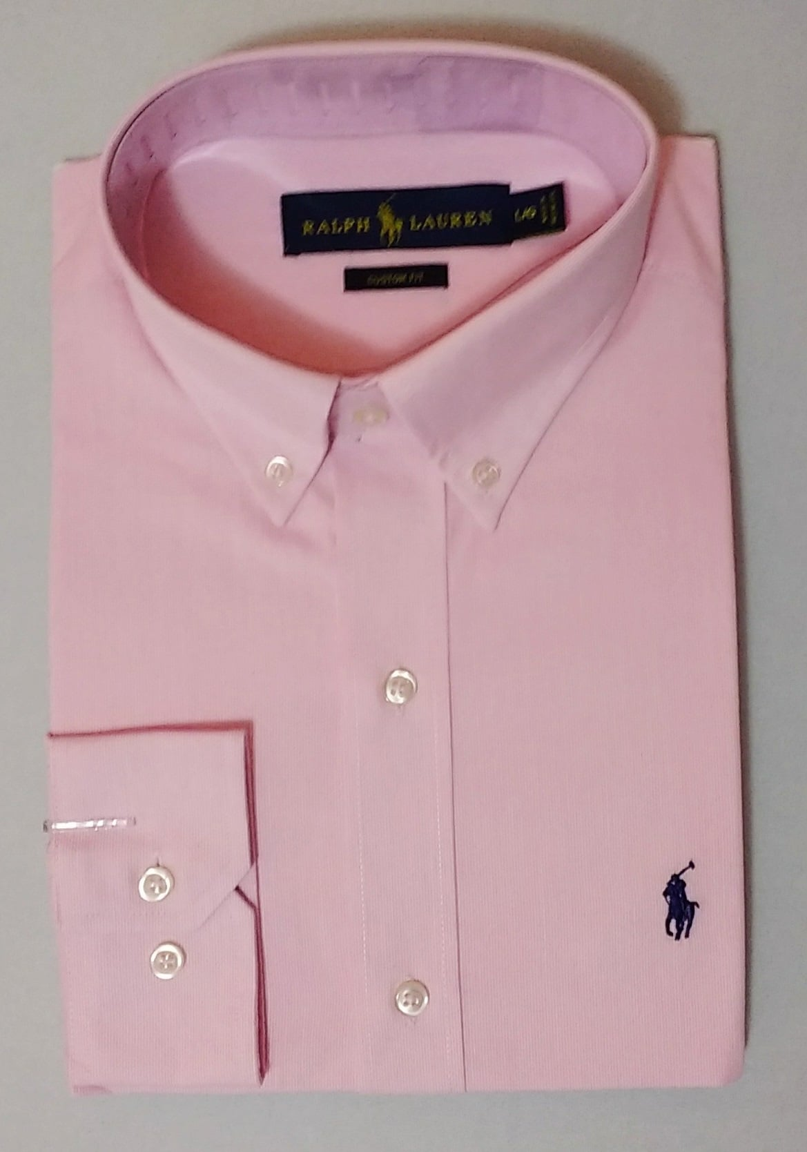 905ddd9b7 Camisa Social Manga Longa Ralph Lauren Lisa – Direct Peru   Co.