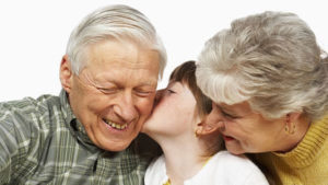 direito de visitas dos avós aos netos