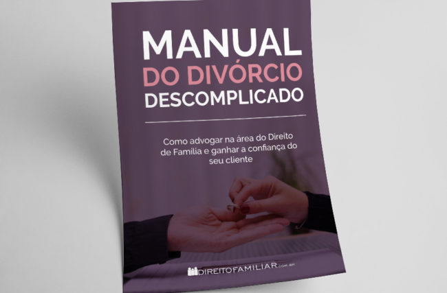 E-book: Manual do Divórcio Descomplicado – Direito Familiar