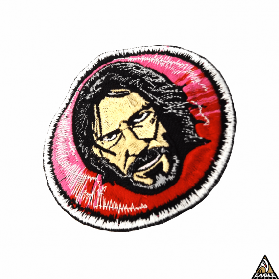 Patch Bordado John Wick-John Wick