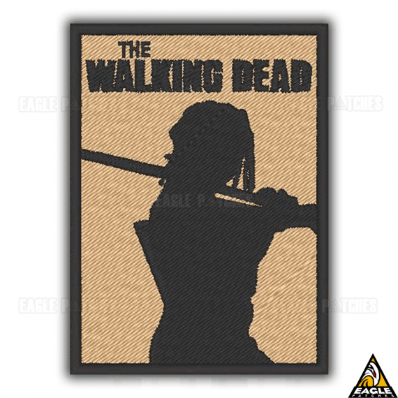 Patch Bordado The Walking Dead Michonne