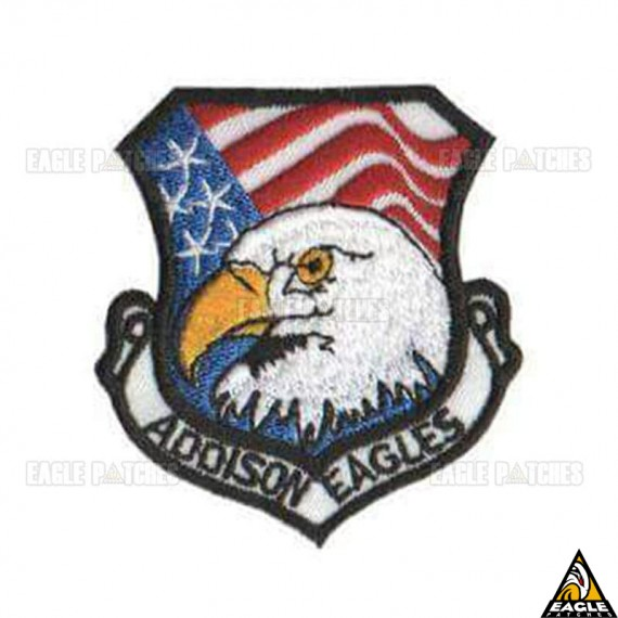 Patch bordado Addison Eagles