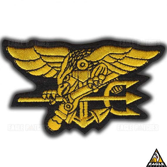 Patch Bordado Águia - SEALS
