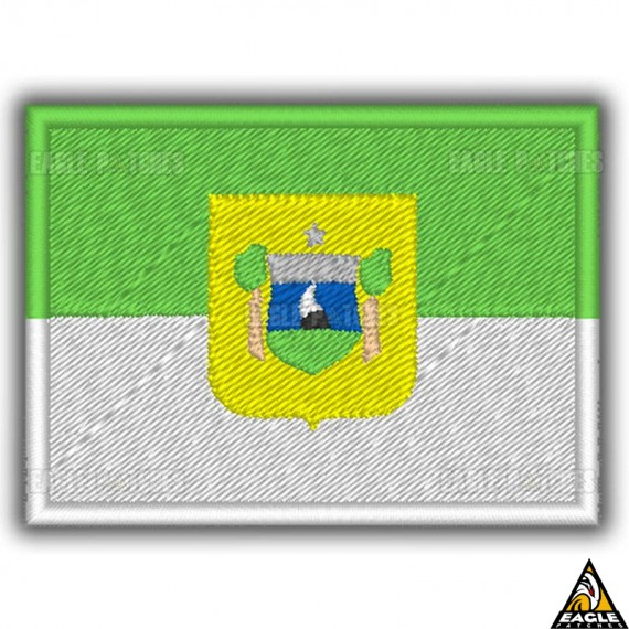 Patch Bordado Bandeira de Rio Grande do Norte