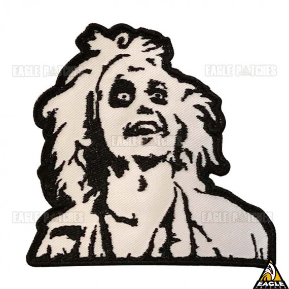 Patch Bordado Beetlejuice (Os fantasmas se divertem)