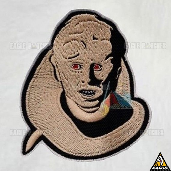 Patch Bordado cabeça Bib Fortuna Star Wars