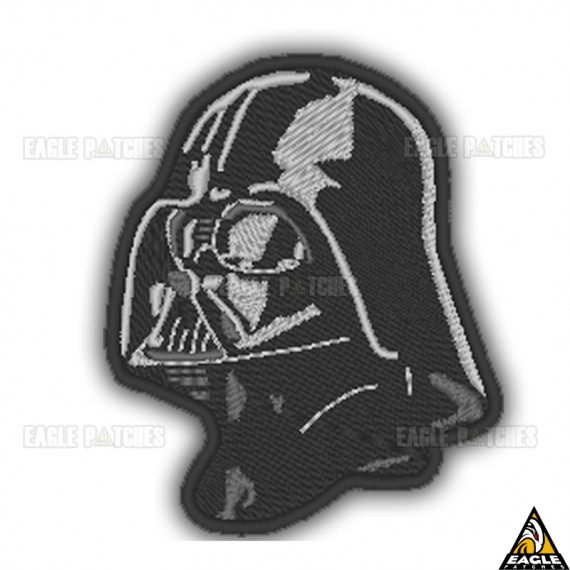 Patch Bordado Darth Vader