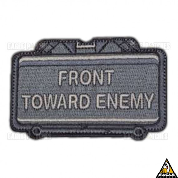Patch Bordado Claymore - Front Toward Enemy
