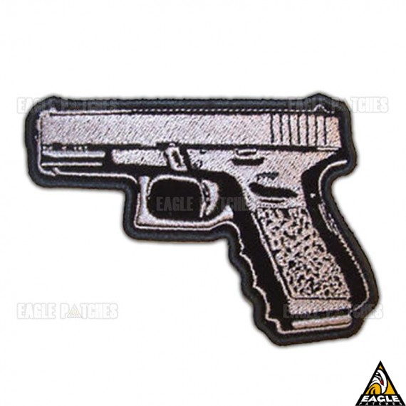 Patch Bordado Glock