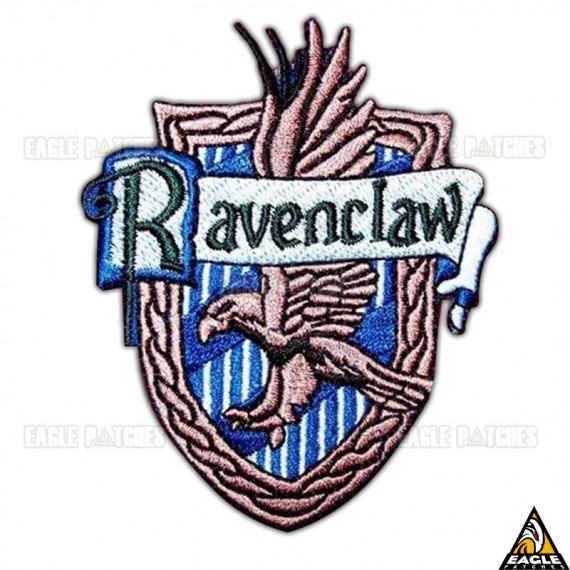 Patch Bordado Harry Potter Ravenclaw