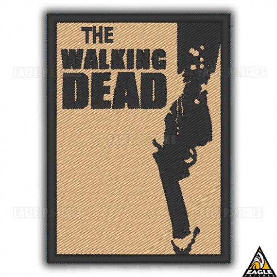 Patch Bordado The Walking Dead Colt Pyton