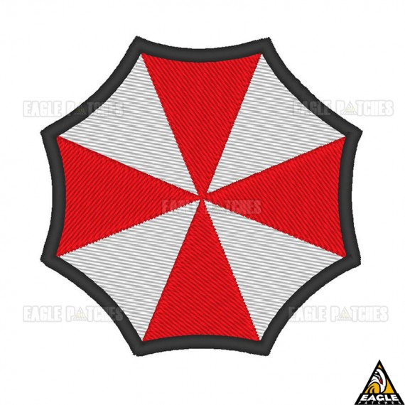 Patch Bordado Umbrella - Resident Evil