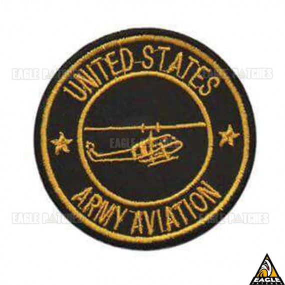 Patch Bordado US - Army Aviation