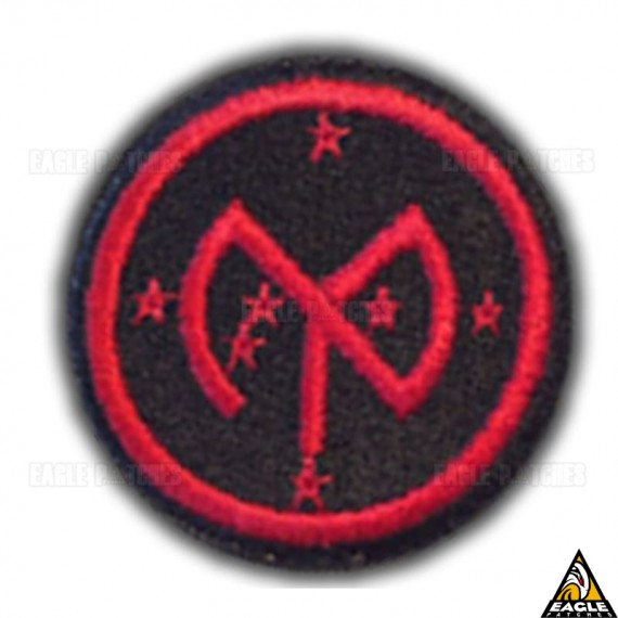 Patch Bordado WWII 27th Infantry Division