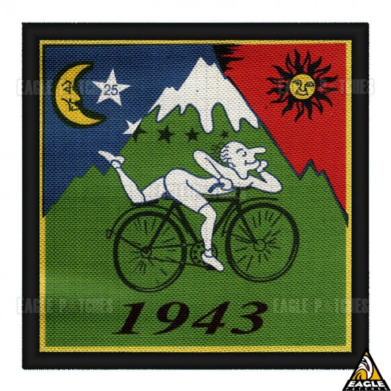 Patch Digital Bike 1943
