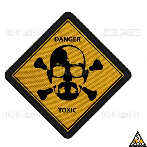 Patch Digital Breaking bad - Toxic