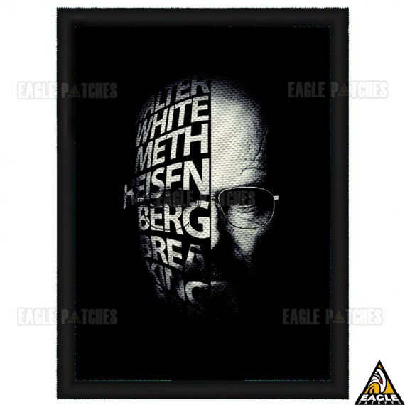 Patch Digital Breaking Bad - Walter White