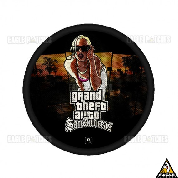 Patch Digital GTA San Andreas