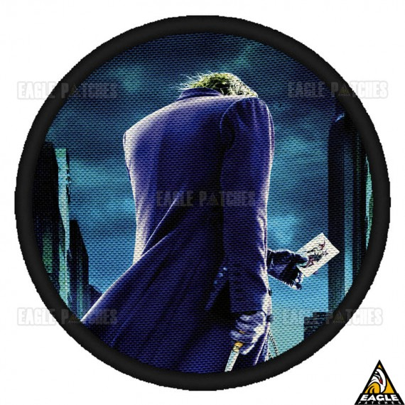 Patch Digital Joker Dark Knight