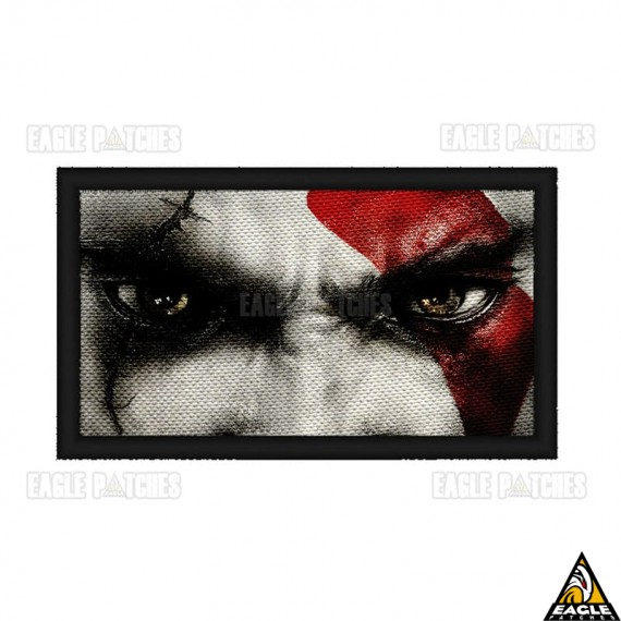 Patch Digital Kratos