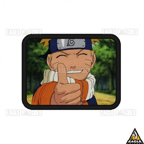Patch Digital Like Naruto