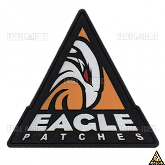 Patch Emborrachado Eagle Patches