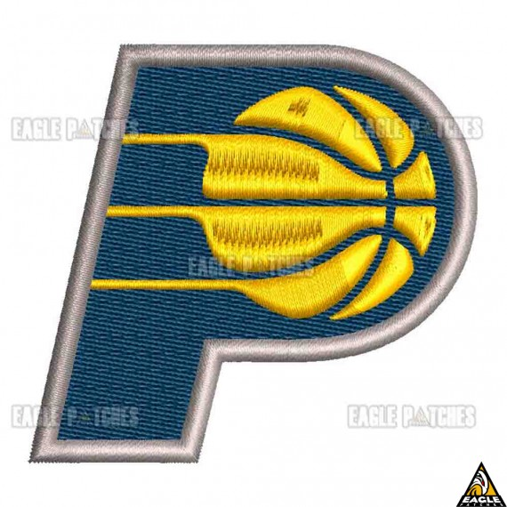 Patch Bordado NBA - Indiana Pacers